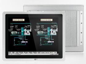 朗歌斯15寸触摸屏一体机 工业触控平板电脑嵌入式控制设备接口定制