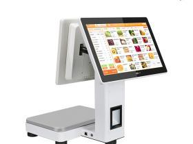 食品零售业电子秤,超市条码秤,PC收银秤