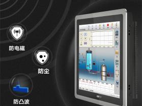 触摸屏工业一体机数控机床解决方案
